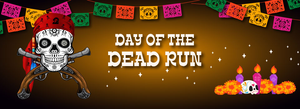 Day of the dead run
