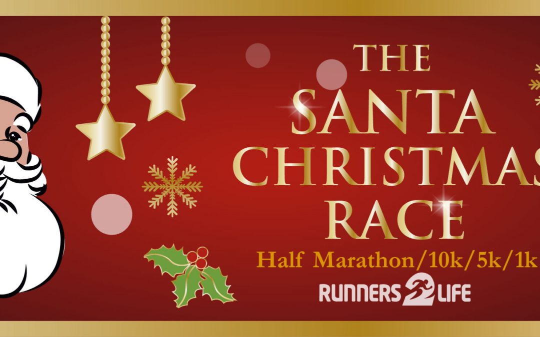 The Santa Christmas Race