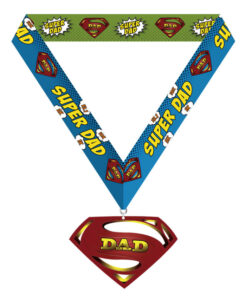 super dad medal